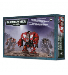 Blood Angels Dreadnought Furioso  / Librarian / Death Company Dreadnought