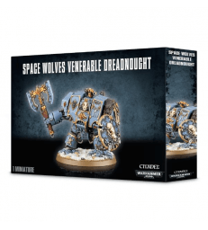 Bjorn the Fell-Handed   / Space Wolves Venerable Dreadnought