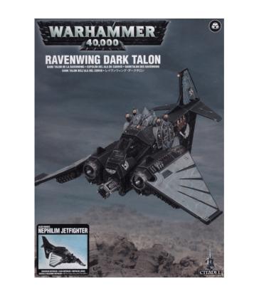 Dark Talon de la Ravenwing / Chasseur Nephilim