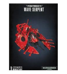 Craftworlds Wave Serpent