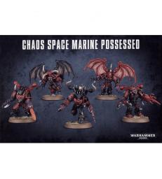 Space Marines du Chaos Possédés