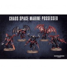 Space Marines du Chaos Possédés