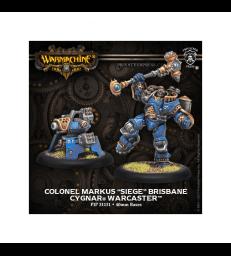 Colonel Markus 'Siege' Brisbane