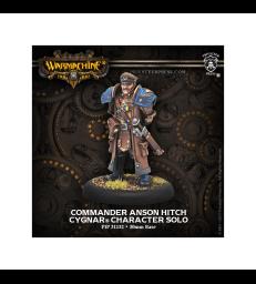 Commander Anson Hitch