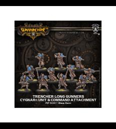 Trencher Long Gunners