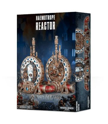 Haemotrope Reactor