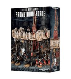 Sector Mechanicus Promethium Forge