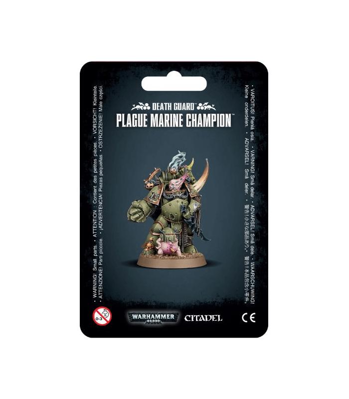 Plague Marines Champion