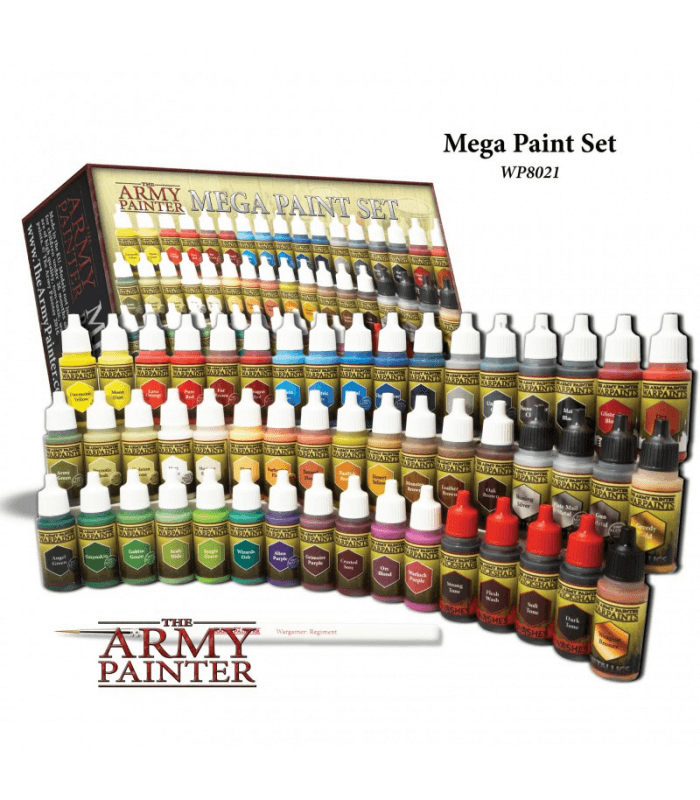 Warpaints Mega Paint Set 3