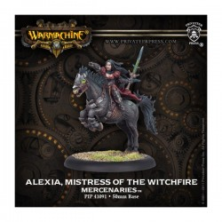 Alexia, Mistress of the Witchfire