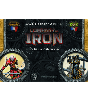 Company of Iron Edition skorne