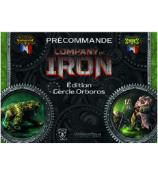 Company of Iron Edition Orboros