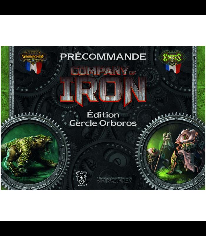 Company of Iron Edition Orboros