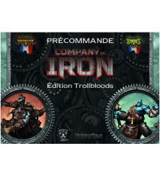 Company of Iron Edition Trollbloods