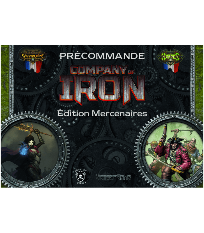 Company of Iron Edition Mercenaires