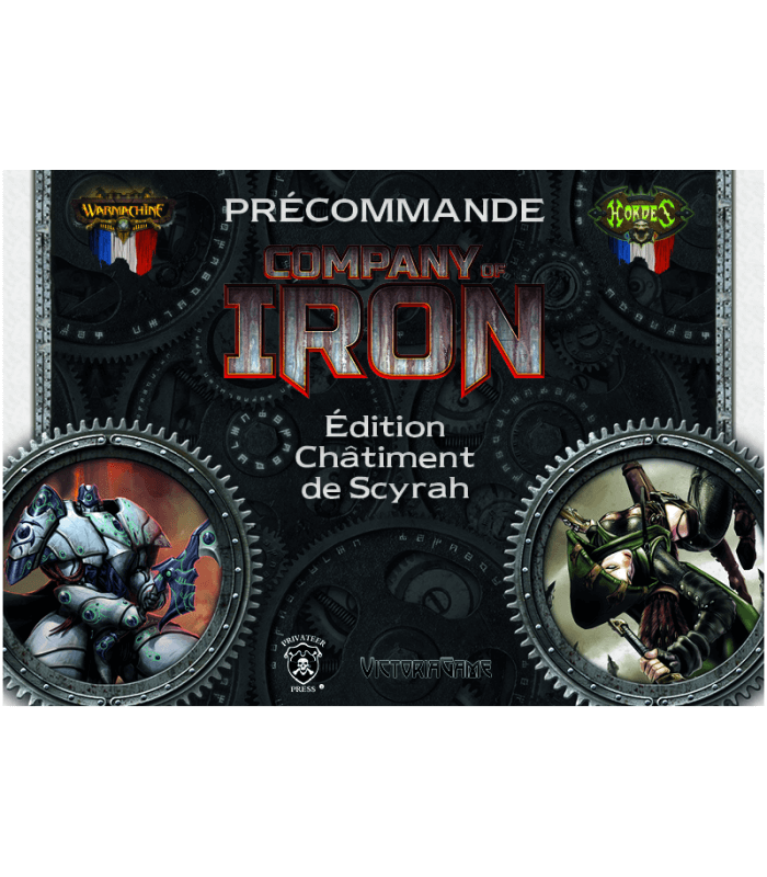 Company of Iron Edition  Scyrah