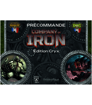 Company of Iron Edition Cryx