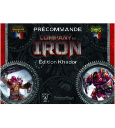 Company of Iron Edition Khador