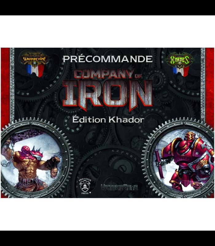 Company of Iron Edition Khador