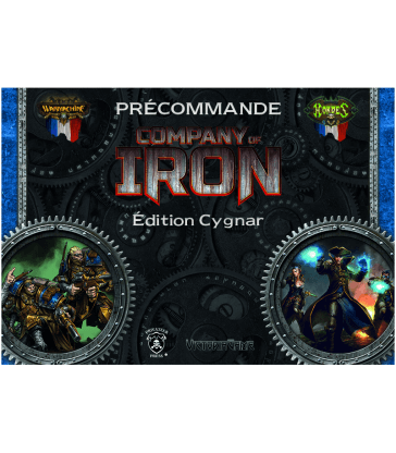 Company of Iron Edition Cygnar