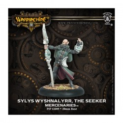 Sylys Wyshnalyrr, the Seeker
