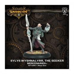 Sylys Wyshnalyrr, the Seeker