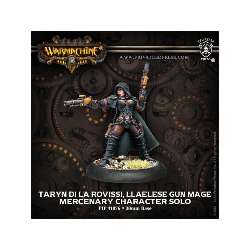 Taryn di la Rovissi, Llaelese Gun Mage