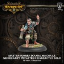 Master Gunner Dougal MacNaile