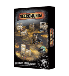 Barricades et Objectifs Necromunda