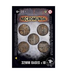 Socles Necromunda de 32mm