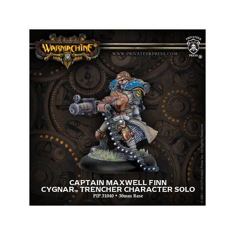 Captain Maxwell Finn