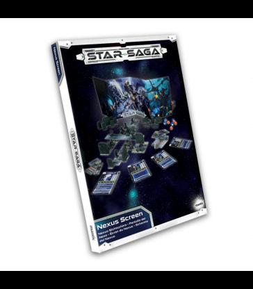 Star Saga Ecran du Nexus