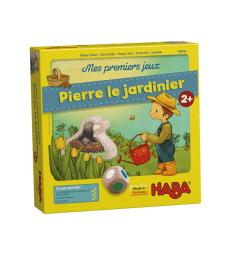 Mes premiers jeux – Pierre le jardinier