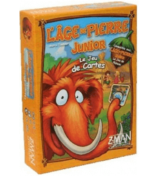L'Age de Pierre Junior : Le jeu de Cartes