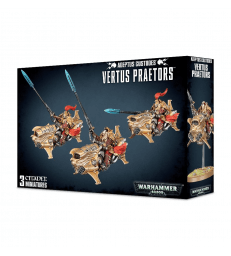 Vertus Praetors /Shield-Captain sur motojet Dawneagle