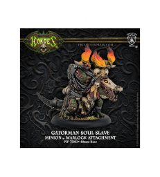 Gatorman Soul Slave