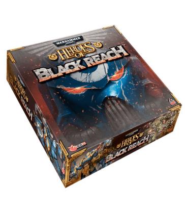 HEROES OF BLACK REACH - Boïte de Base