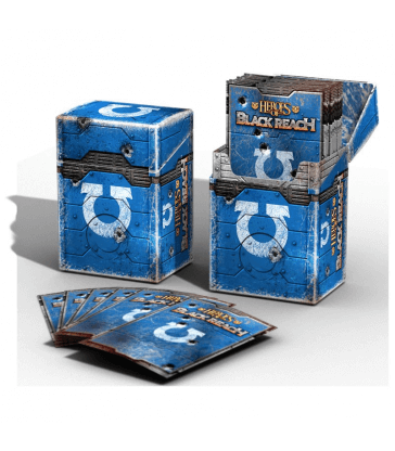 HEROES OF BLACK REACH - Deck Box Ultramarines