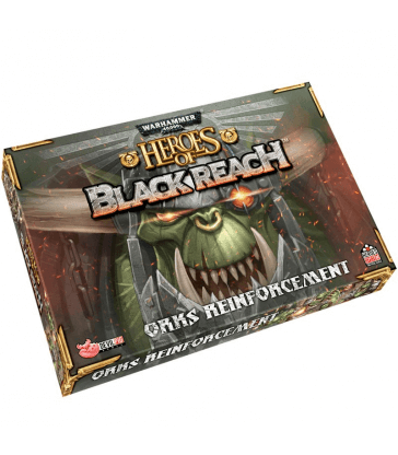 HEROES OF BLACK REACH - renfort Ork