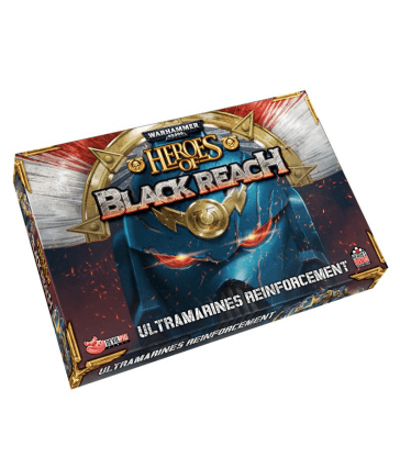 HEROES OF BLACK REACH - renfort Ultramarines