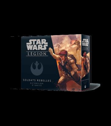 Soldats Rebelles Star Wars : Légion