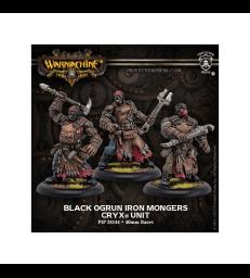 Black Ogrun Iron Monger
