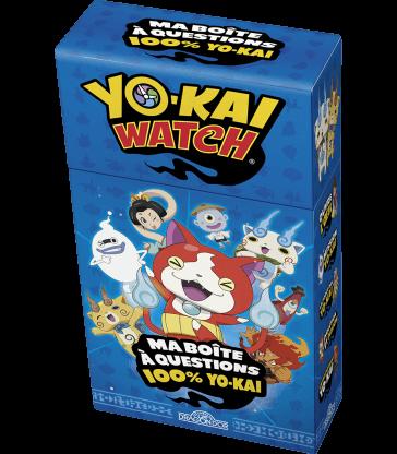 Yo-Kai Watch - La boîte à questions