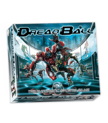 DreadBall 2 Jeu de base