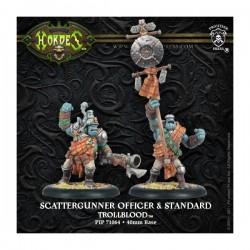 Scattergunner Officer & Standard
