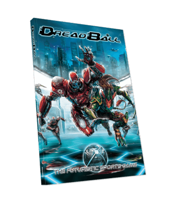 DreadBall 2 Livre Edition Collector