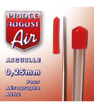 Aiguille 0.25 mm pour aérographe A112