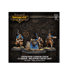 Trencher Cannon Crew