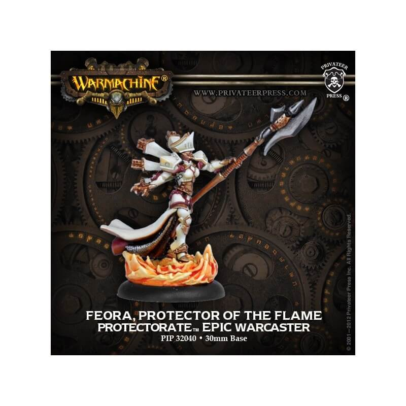 Feora, Protector of the Flame
