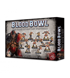 Blood Bowl Les Doom Lords